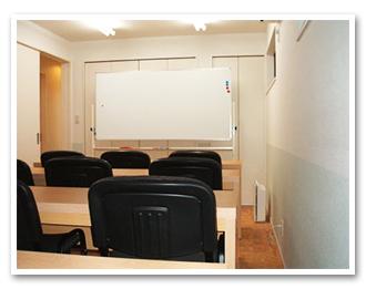 こだま塾1F教室写真