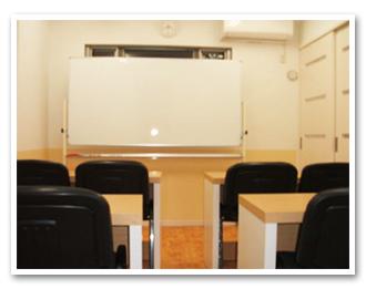 こだま塾2F内側教室写真